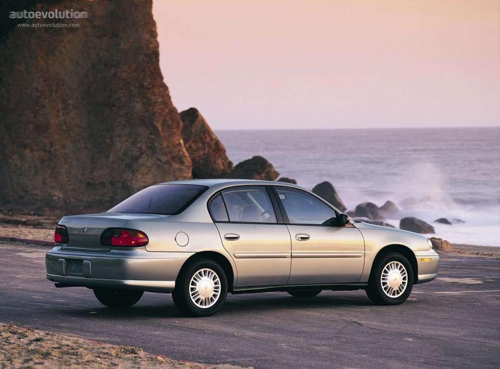 Chevroletmalibu on 2000 Oldsmobile Alero