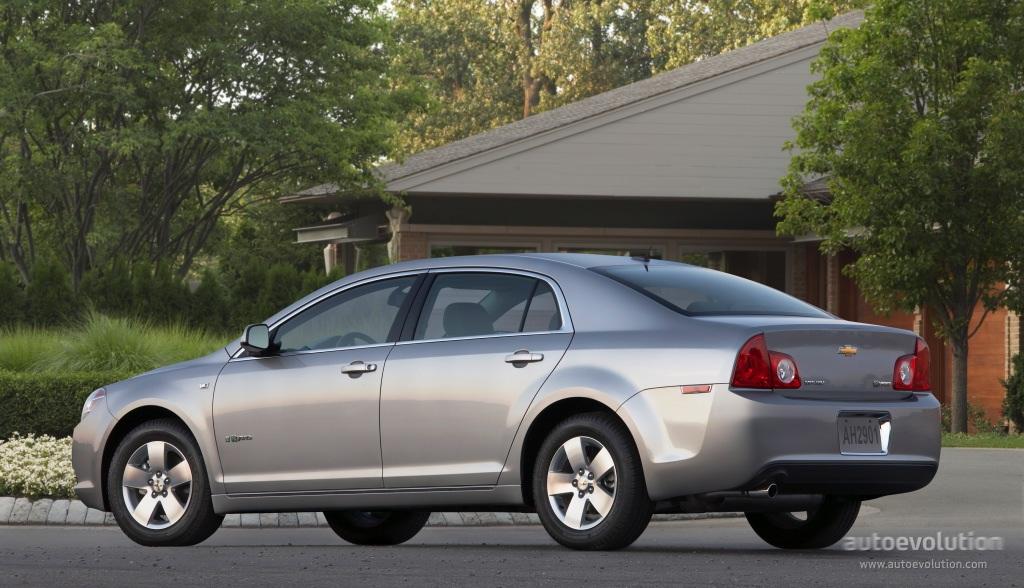 Chevrolet Malibu 2008 2009 2010 2011 2012