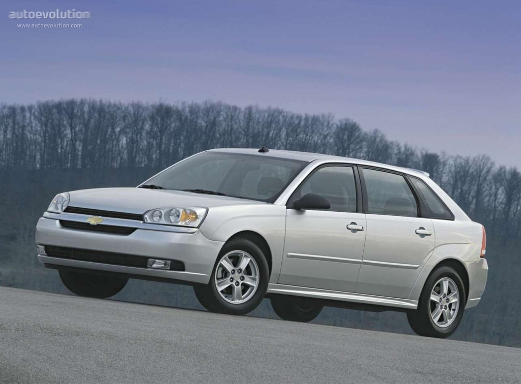 Chevrolet Malibu Maxx Specs