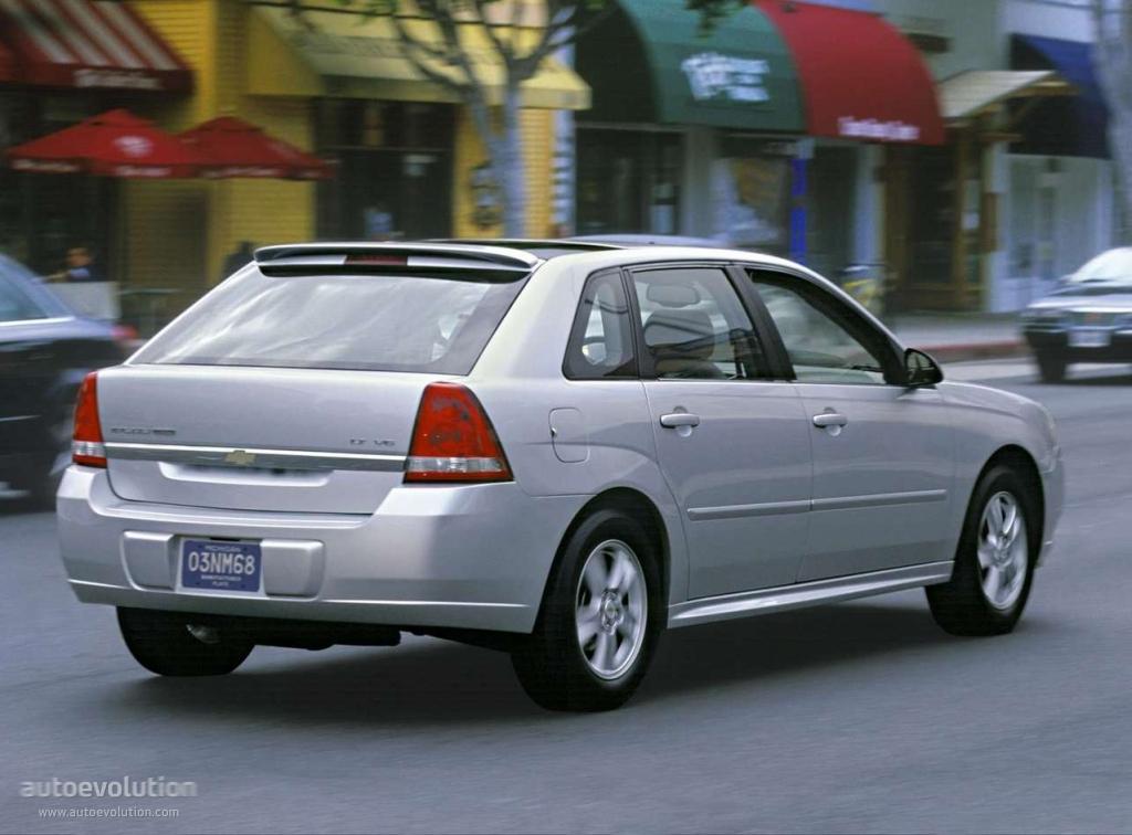 Chevroletmalibumaxx