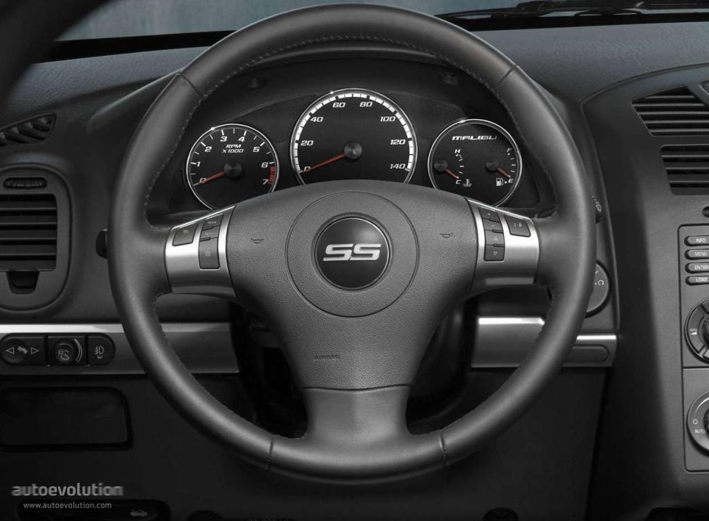 Chevrolet Malibu Ss Specs Photos 2005 2006 2007 2008