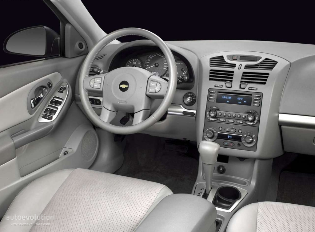 chevrolet malibu sedan specs 2003 2004 2005 2006 2007 autoevolution. Black Bedroom Furniture Sets. Home Design Ideas
