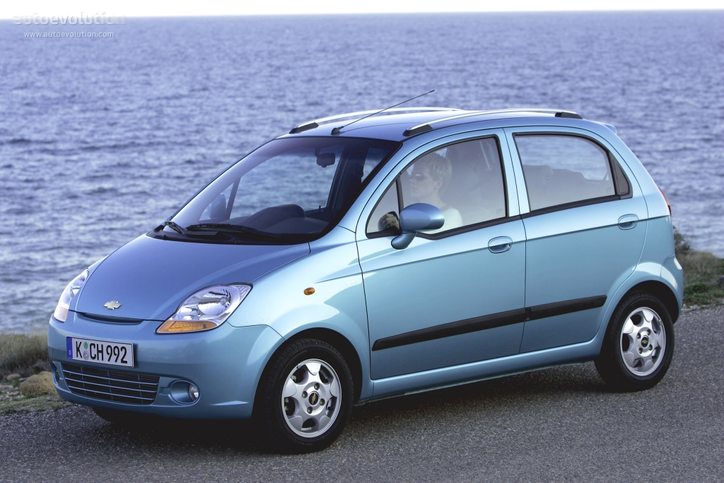 Chevrolet Matiz Spark M200 Specs Photos 2005 2006 2007