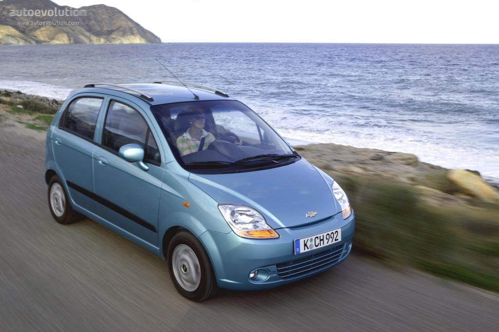 Chevrolet Matiz Spark M200 Specs Amp Photos 2005 2006