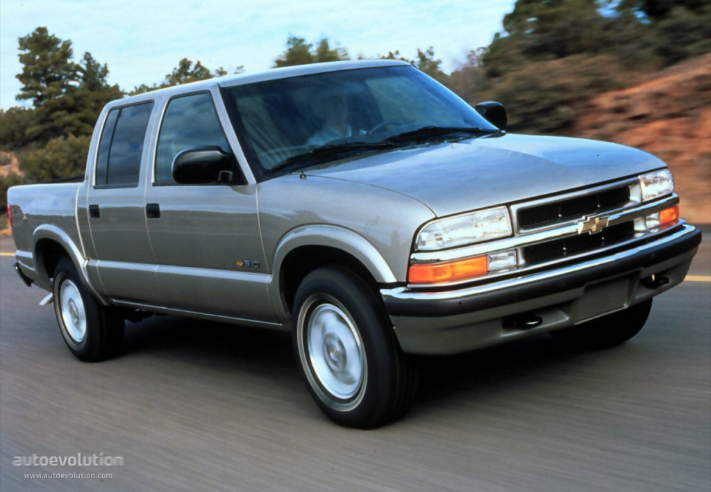 Chevrolets Crewcab on Chevy 4 3 V6 Engine Specs