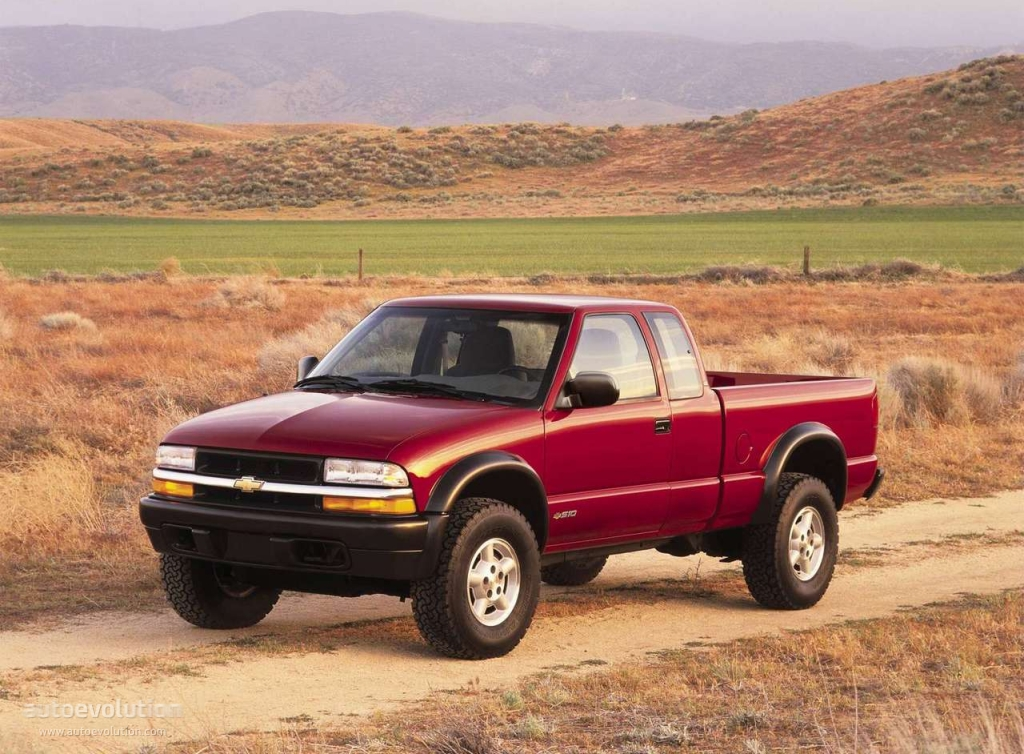 King Buick Gmc >> CHEVROLET S-10 Extended Cab - 1997, 1998, 1999, 2000, 2001, 2002, 2003 - autoevolution