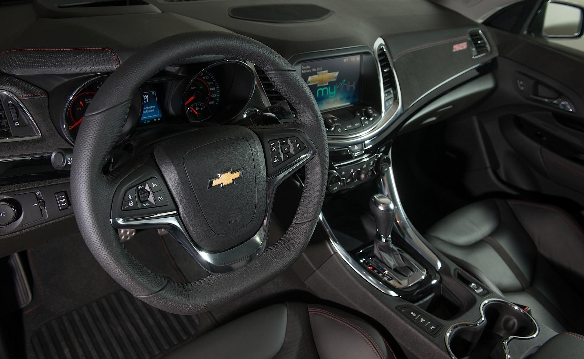 Chevrolet Ss - 2013  2014  2015  2016  2017