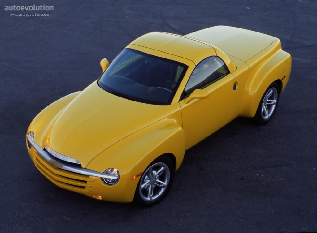 Chevrolet Ssr Specs Photos 2003 2004 2005 2006