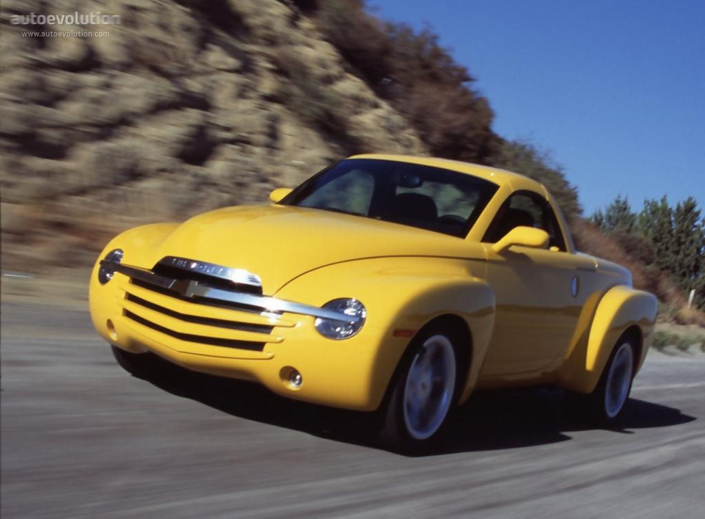 Chevrolet Ssr - 2003  2004  2005  2006