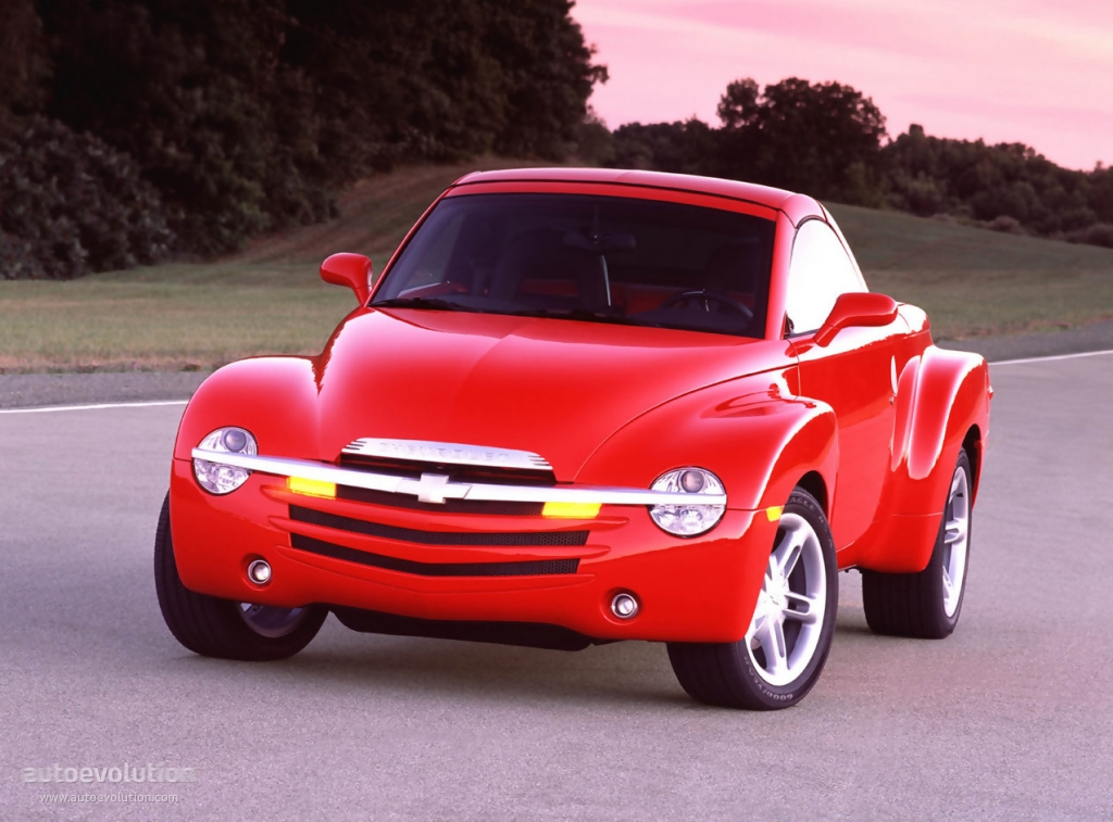 Chevrolet Ssr Specs  U0026 Photos