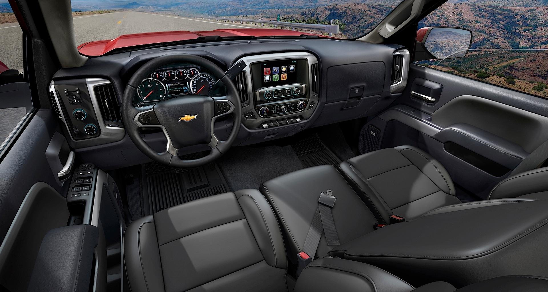 Chevrolet Silverado 1500 Crew Cab Specs Amp Photos 2013