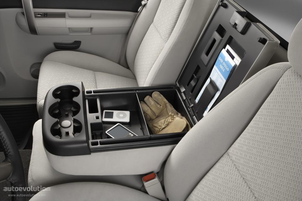 CHEVROLET Silverado 1500 Extended Cab specs - 2008, 2009 ...