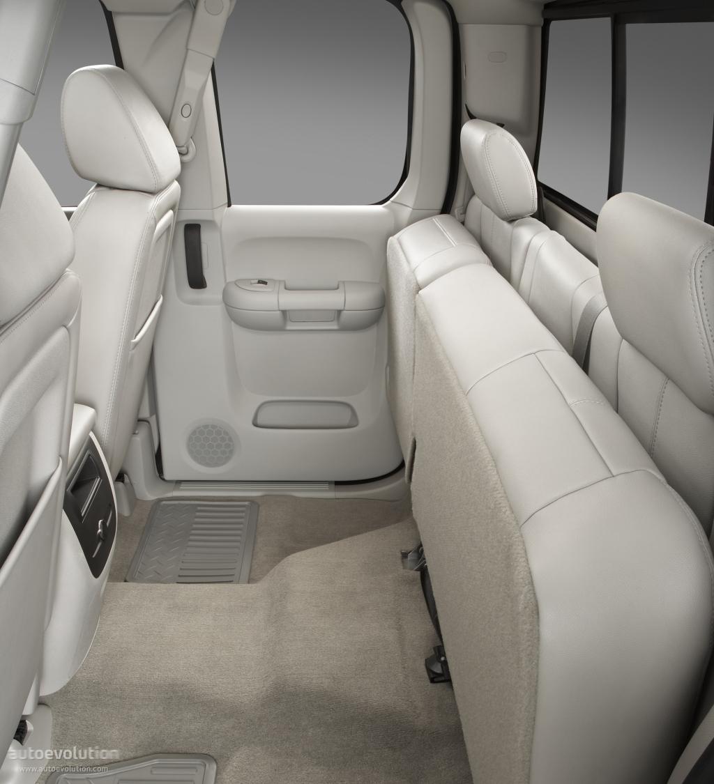 Chevrolet Silverado 2500hd Extended Cab 2008 2009 2010