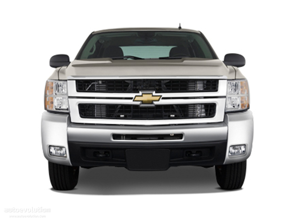 Chevrolet silverado 2500hd regular cab 2008 2013