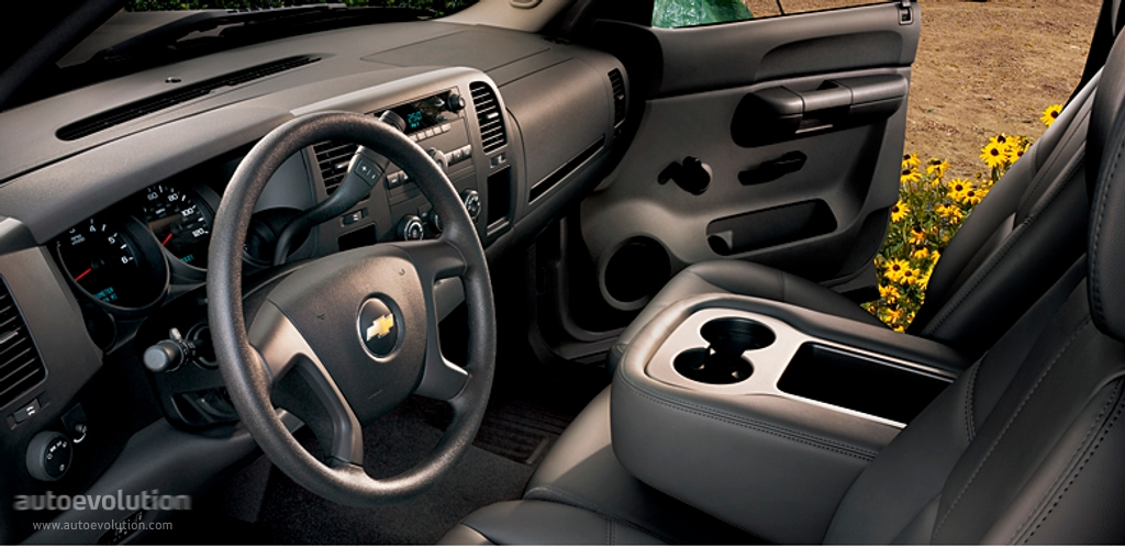 CHEVROLET Silverado 3500HD Extended Cab specs & photos ...