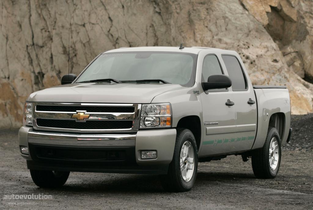 CHEVROLET Silverado Hybrid - 2008, 2009, 2010, 2011, 2012 ...