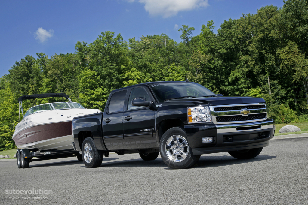 chevrolet silverado hybrid specs photos 2008 2009. Black Bedroom Furniture Sets. Home Design Ideas