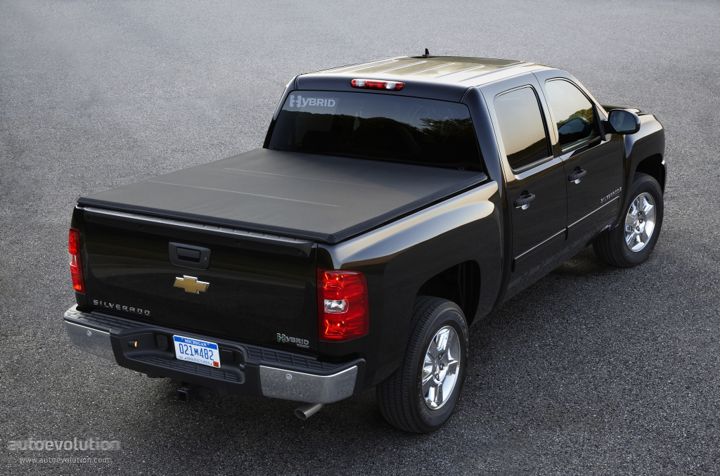 chevrolet silverado hybrid specs photos 2008 2009 2010 2011 2012 2013 autoevolution. Black Bedroom Furniture Sets. Home Design Ideas