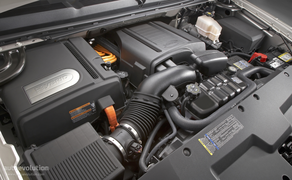 Chevroletsilveradohybrid on Cadillac 4100 V8 Engine