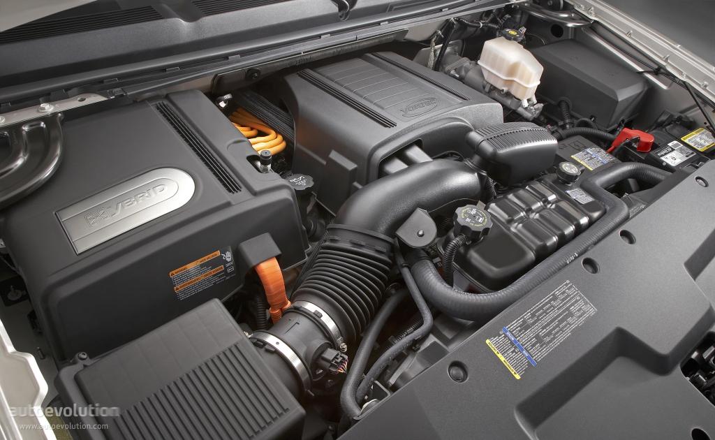 CHEVROLET Silverado Hybrid specs - 2008, 2009, 2010, 2011 ...