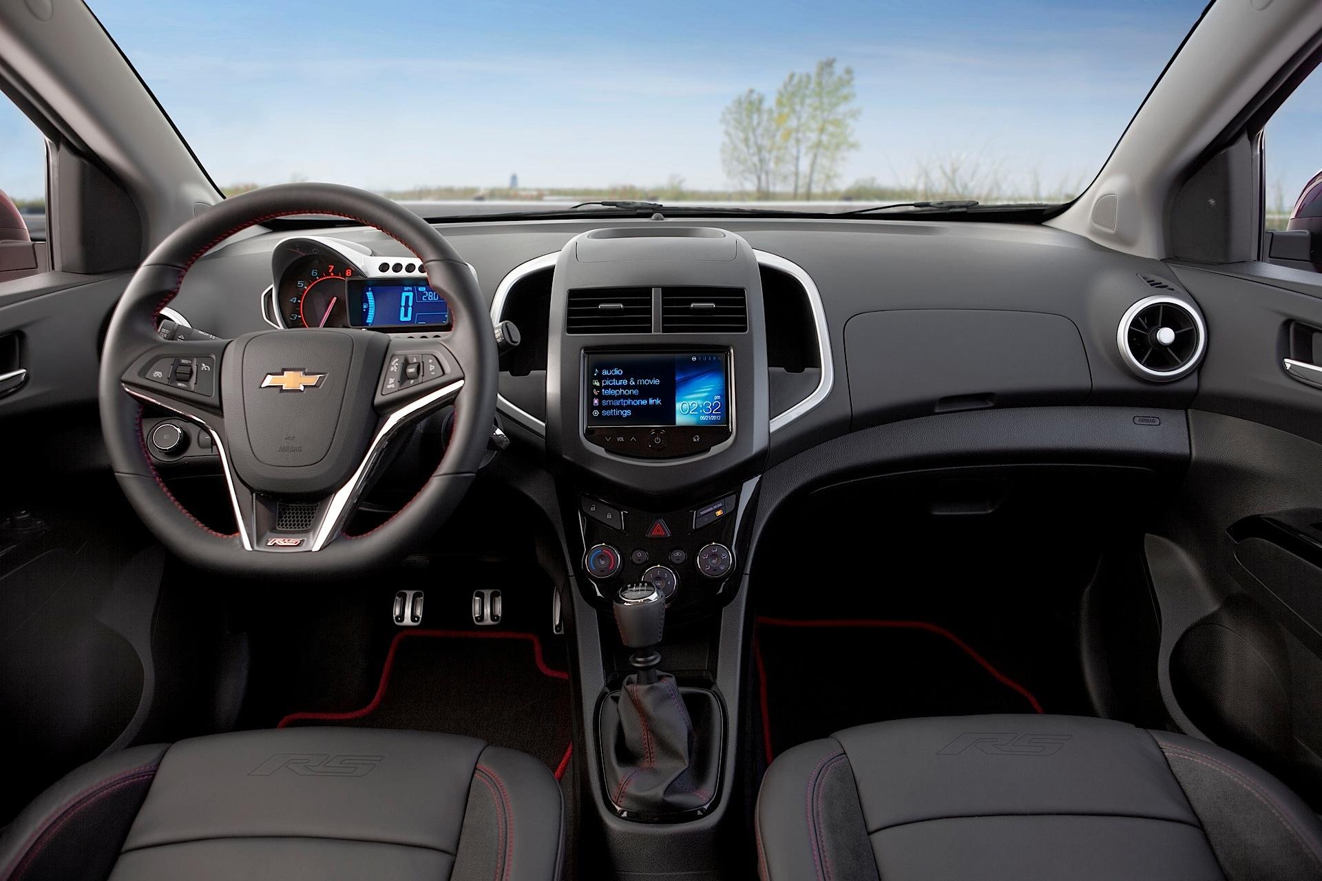 Honda Latest Models >> CHEVROLET Sonic RS - 2012, 2013, 2014, 2015, 2016 - autoevolution