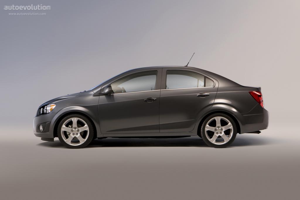 Chevrolet Sonic Sedan 2017 Present