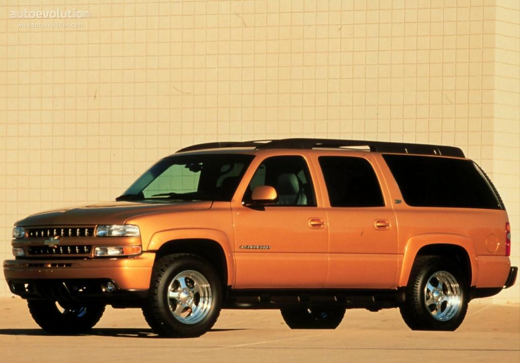 Chevrolet Suburban Specs Amp Photos 1999 2000 2001 2002