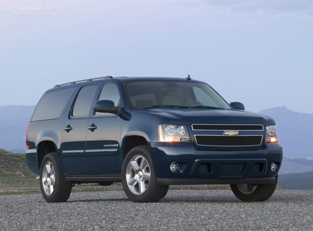 CHEVROLET Suburban specs & photos - 2006, 2007, 2008, 2009 ...