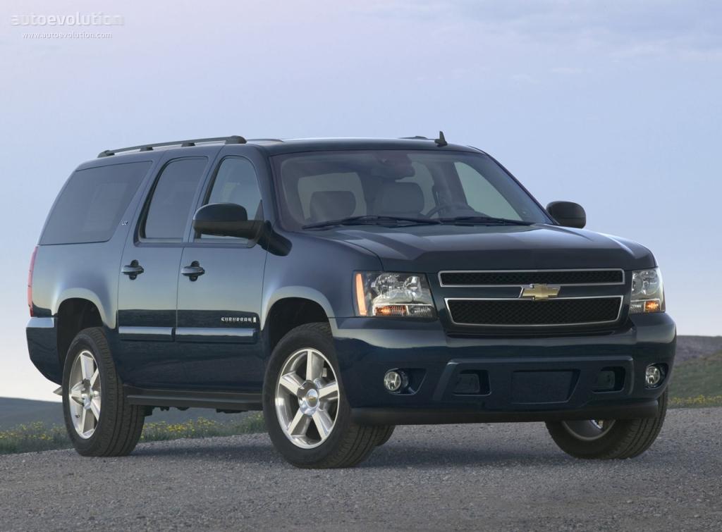 Chevrolet Suburban Specs 2006 2007 2008 2009 2010