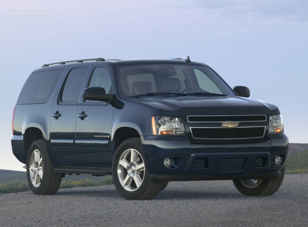 Latest Cadillac Escalade >> CHEVROLET Suburban specs - 2006, 2007, 2008, 2009, 2010, 2011, 2012, 2013 - autoevolution