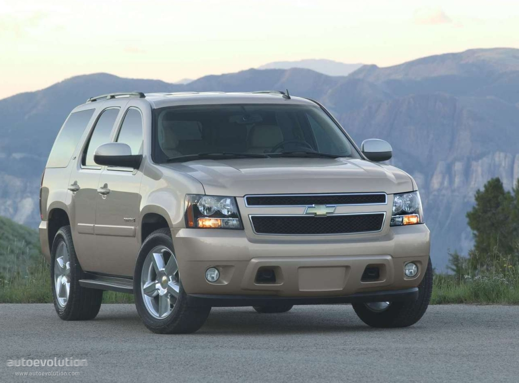 chevrolet tahoe 2005 2006 2007 autoevolution. Black Bedroom Furniture Sets. Home Design Ideas