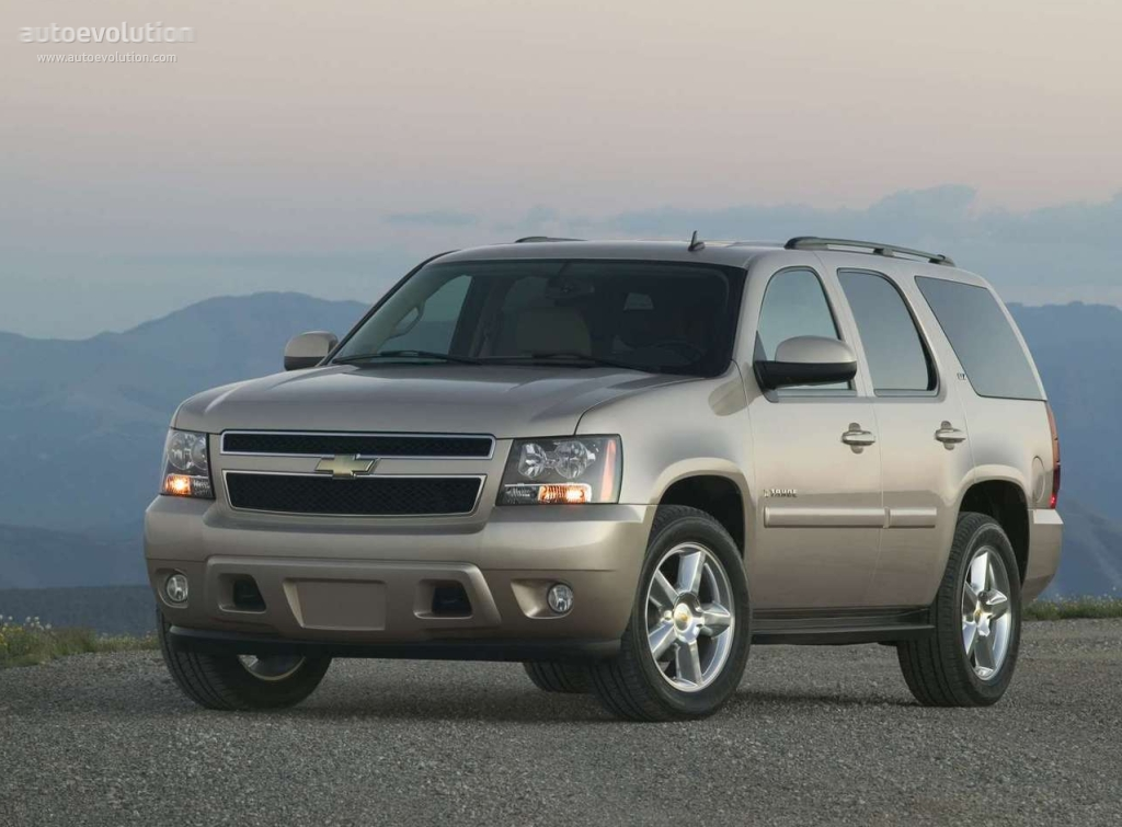 Chevrolettahoe on 2005 Dodge Durango