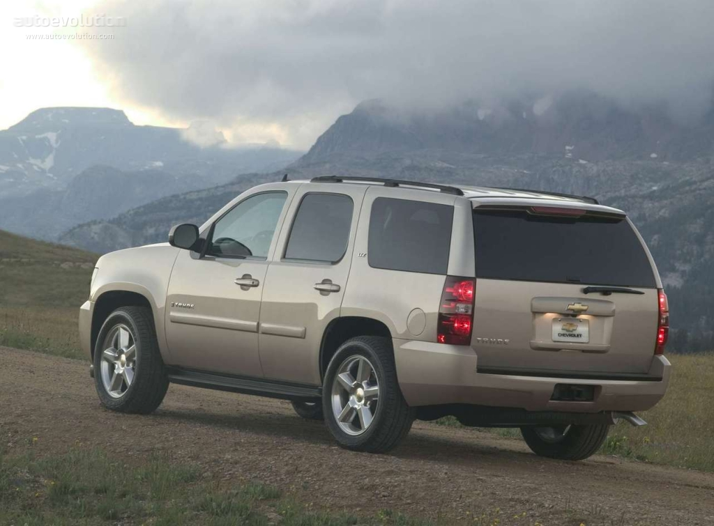 CHEVROLET Tahoe specs & photos - 2006, 2007, 2008, 2009 ...