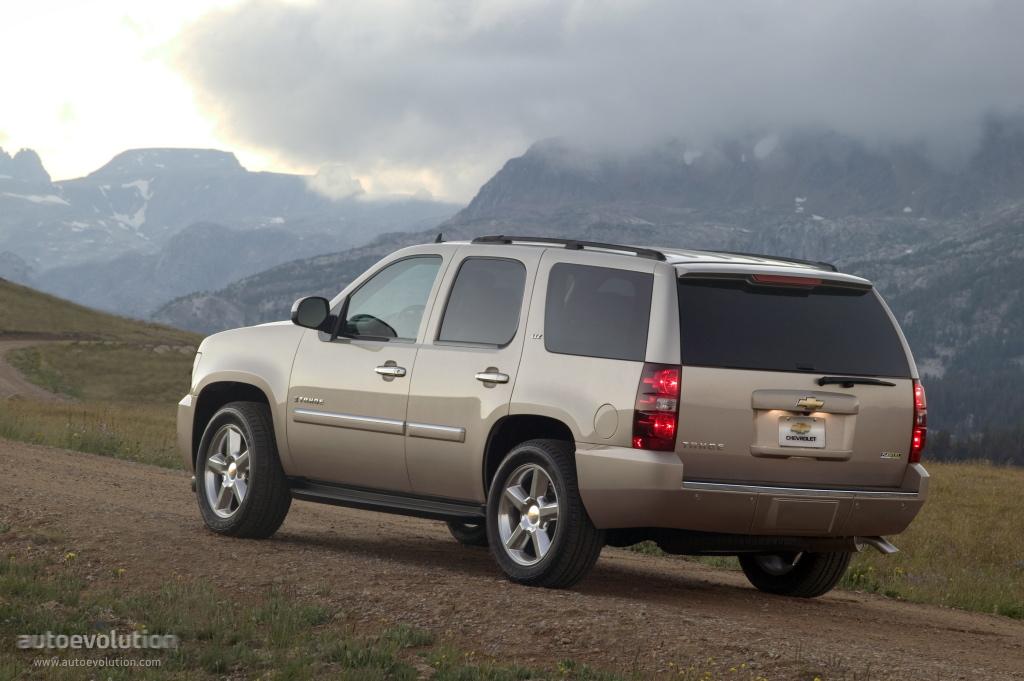 Chevrolet Tahoe 2008 2017