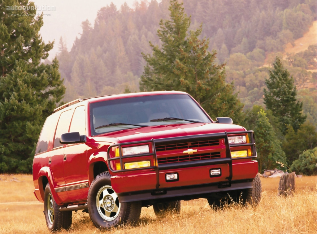 Chevrolet Tahoe 5 Doors Specs Photos 1991 1992 1993