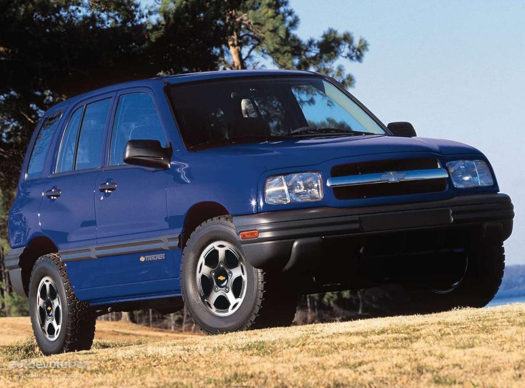 Chevrolet Tracker 1999 2004