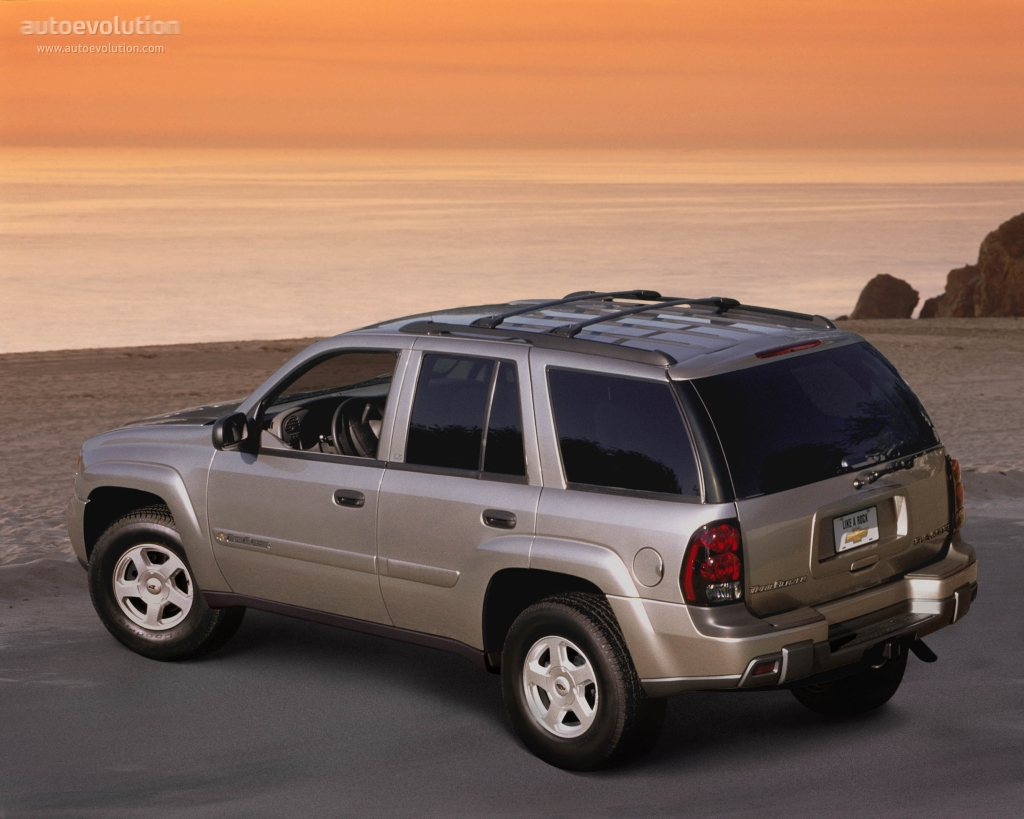 chevrolet trailblazer 2000 present