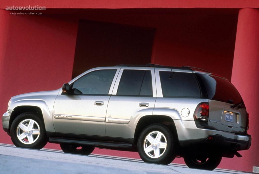 CHEVROLET TrailBlazer - 2000, 2001, 2002, 2003, 2004, 2005 ...