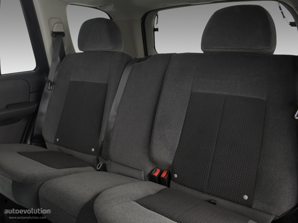 Chevrolet Trailblazer 2008 2009 2010 2011 2012