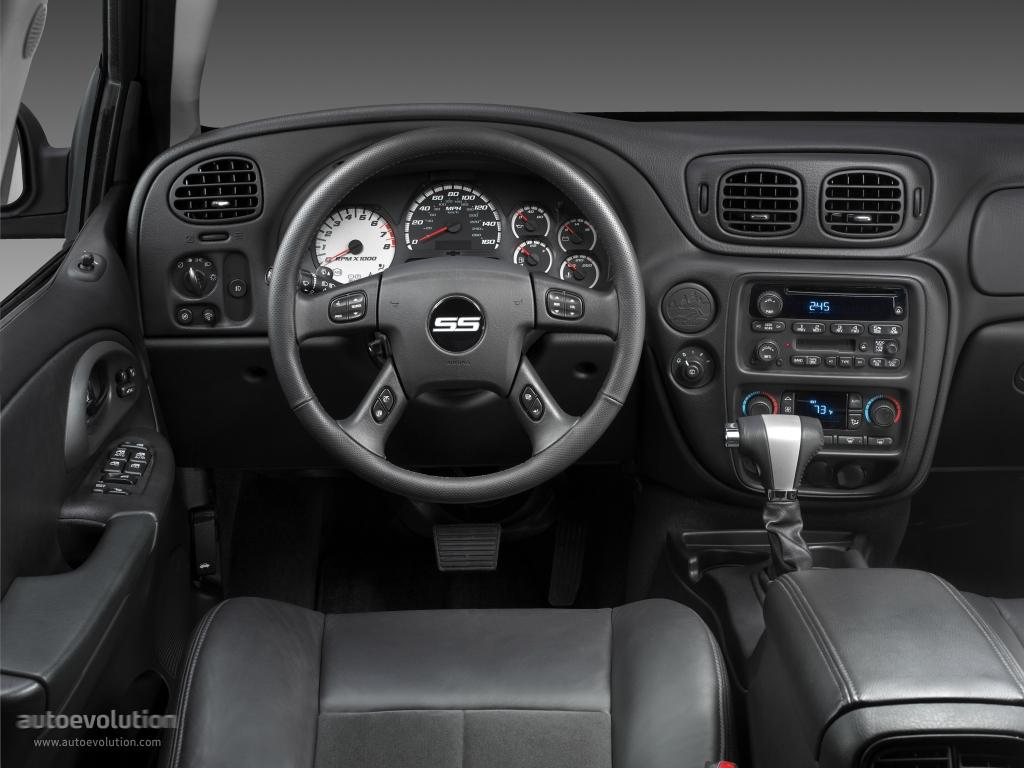 Chevrolet trailblazer ss 2005 2006 2007 2008 autoevolution