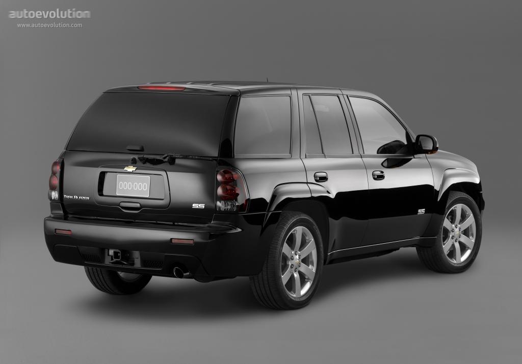 Chevrolet trailblazer ss specs 2005 2006 2007 2008 autoevolution