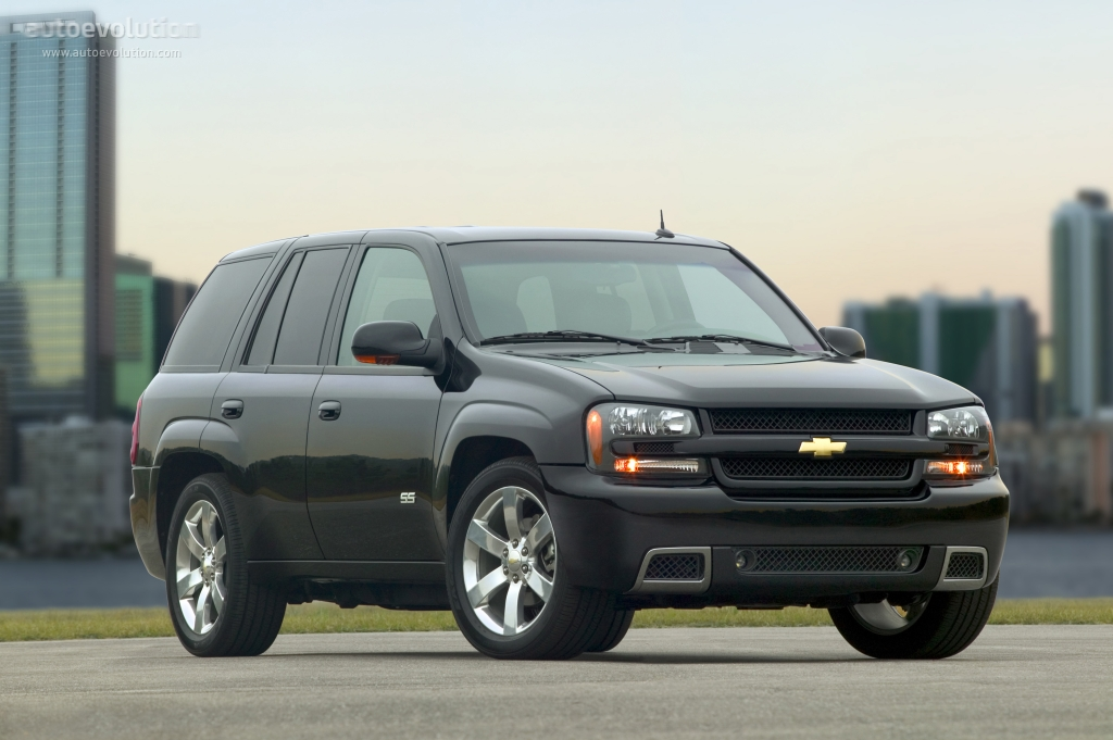 chevrolet trailblazer ss specs 2005 2006 2007 2008 autoevolution. Black Bedroom Furniture Sets. Home Design Ideas
