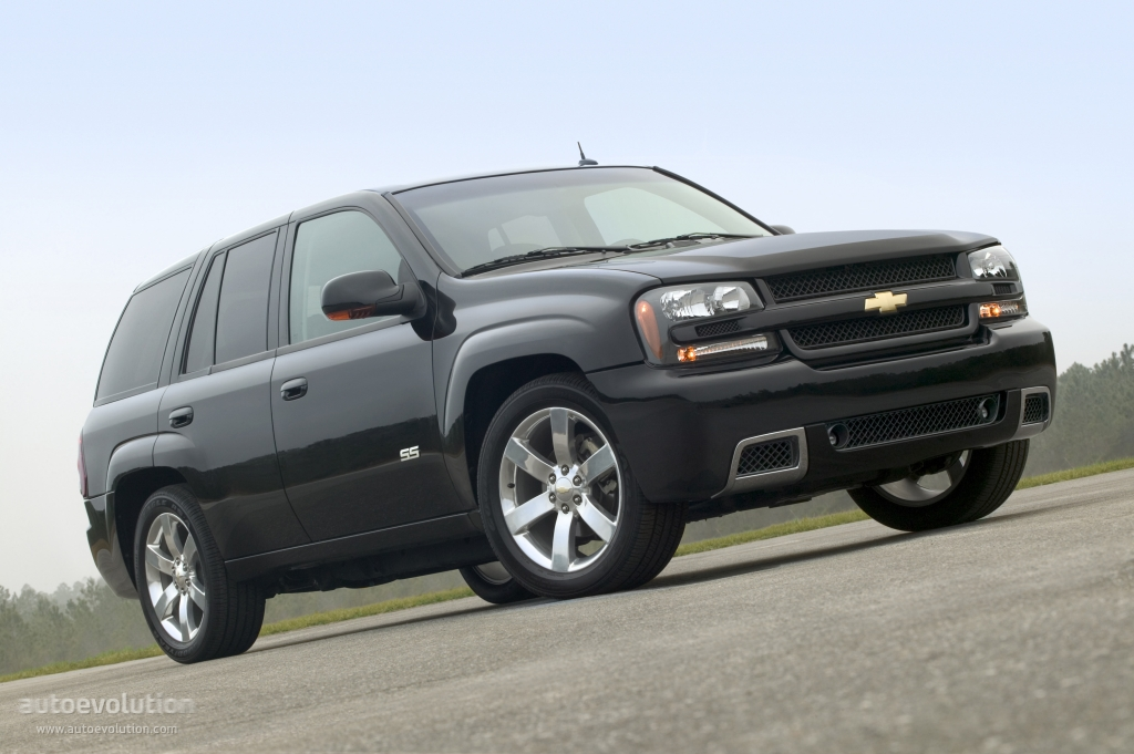 trailblazer ss chevrolet 2005 2008 2006 2007 specs autoevolution