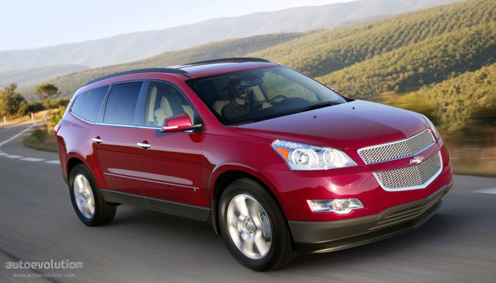 Chevrolettraverse on 2014 Chevrolet Traverse Reviews
