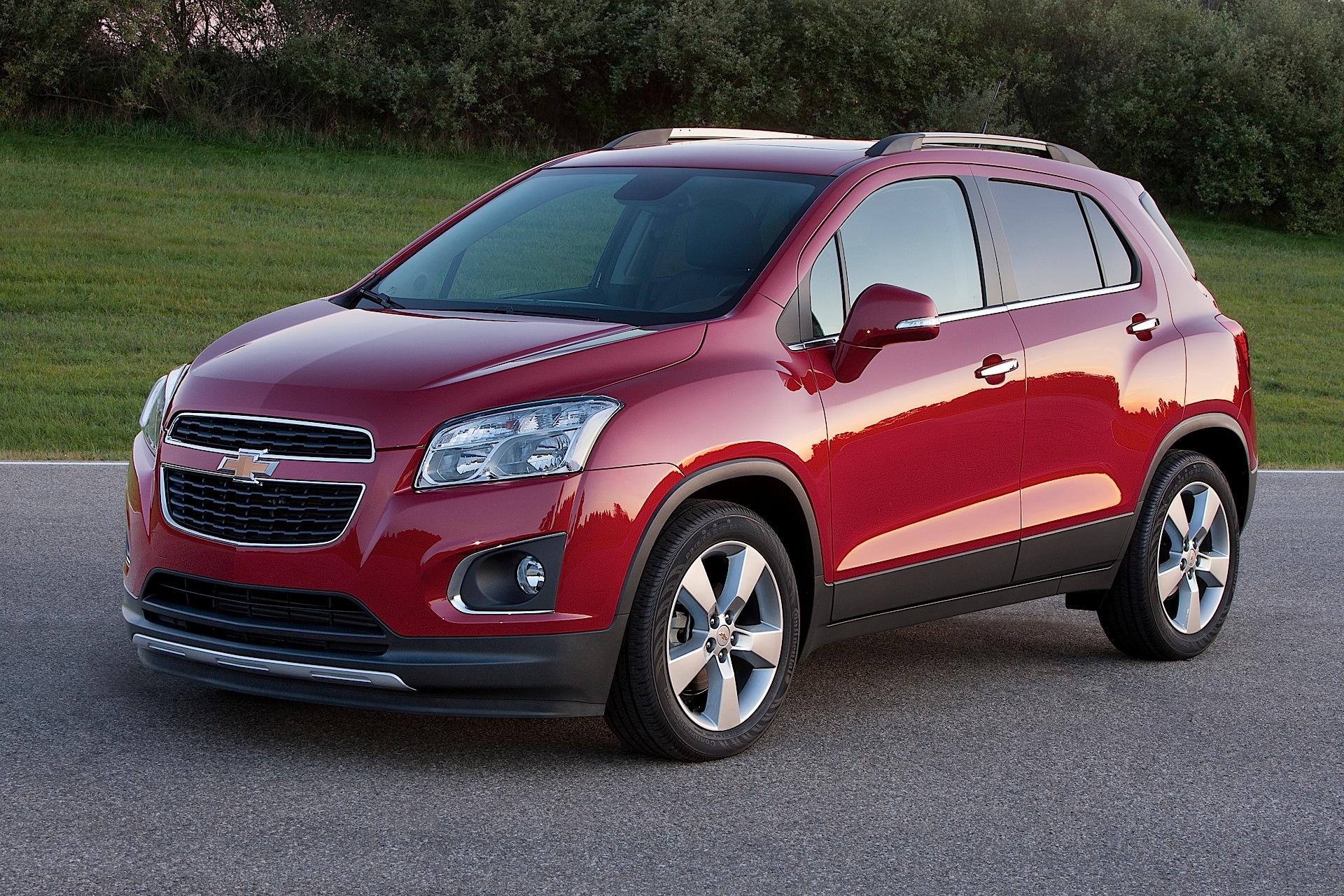 Chevrolet Trax Specs Photos 2013 2014 2015 2016 2017 Autoevolution