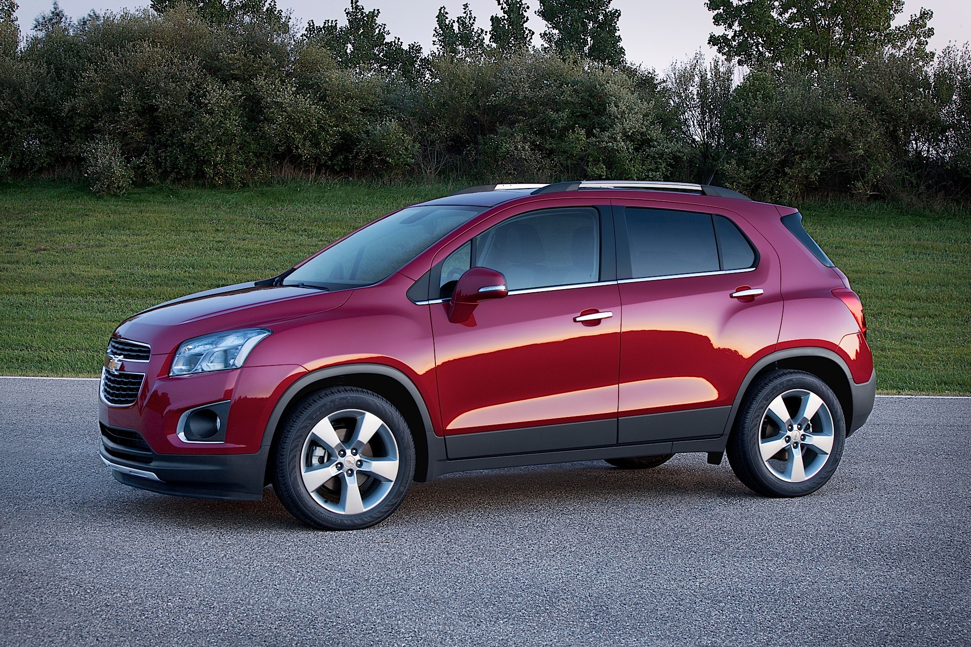 CHEVROLET Trax Photo Gallery #15/28