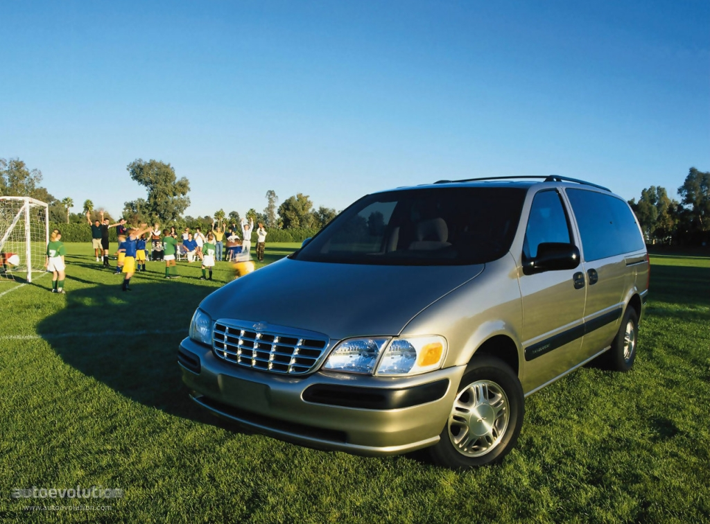 CHEVROLET Venture specs & photos - 1996, 1997, 1998, 1999, 2000, 2001, 2002, 2003, 2004, 2005 ...