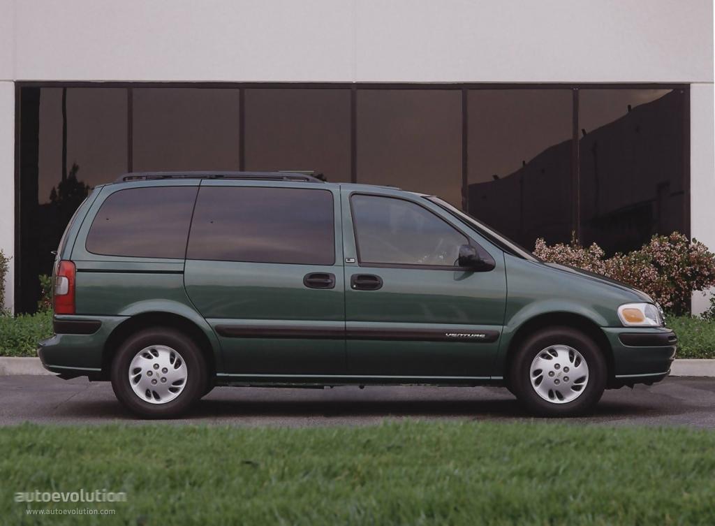 Chevrolet Venture Specs 1996 1997 1998 1999 2000