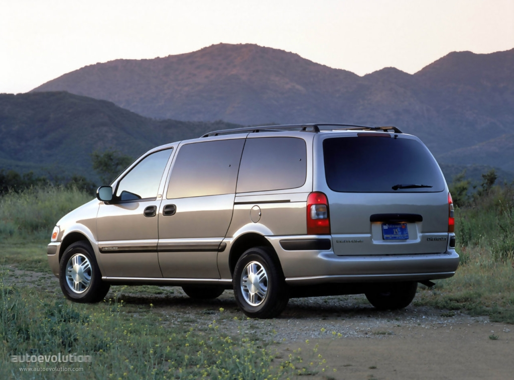 CHEVROLET Venture specs & photos - 1996, 1997, 1998, 1999 ...