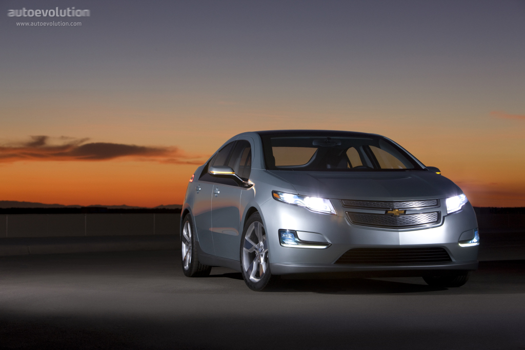 Chevrolet Volt Specs Photos 2011 2012 2013 2014 2015 2016